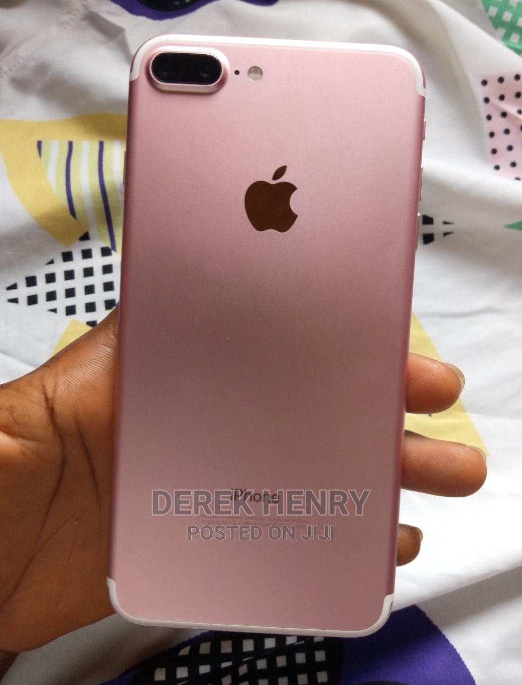 Apple iPhone 7 Plus 32 GB Pink | Mobile Phones for sale in Uyo, Akwa Ibom State, Nigeria
