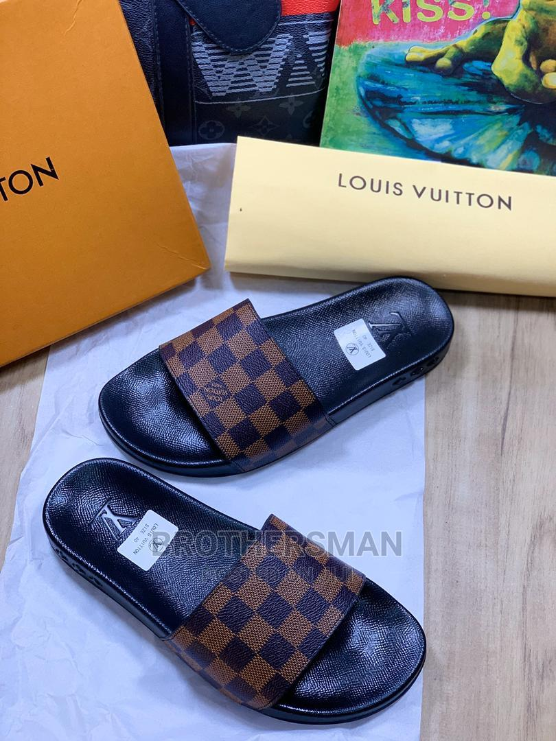 Louis Vuitton Slippers