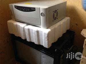1.5kva Inverter With 2 100ah Deep Cycle Batteries   Solar Energy for sale in Oyo State, Ibadan