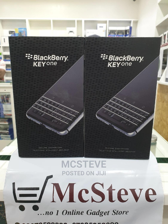 New BlackBerry KEYone 32 GB Black