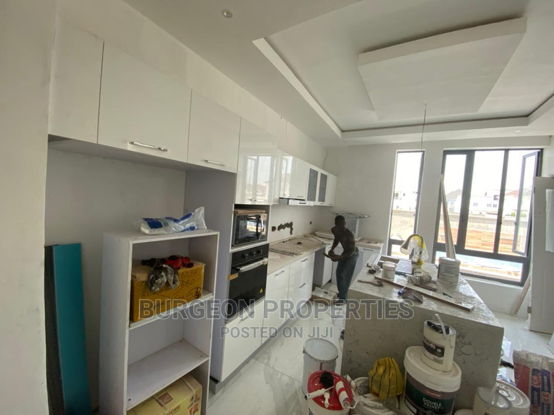 Archive: New Fully Furnished 5bed With 1BQ Fully Detached Duplex