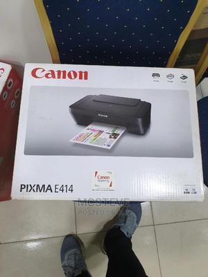 Canon PIXMA E414 Printer | Printers & Scanners for sale in Abuja (FCT) State, Wuse 2