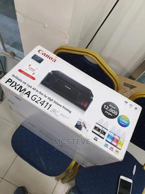 Canon PIXMA G2411 Refillable Ink Printer | Printers & Scanners for sale in Abuja (FCT) State, Wuse 2