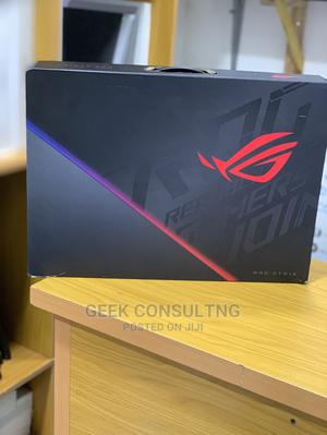 New Laptop Asus ROG Strix SCAR Edition 16GB Intel Core I7 SSD 512GB   Laptops & Computers for sale in Lagos State, Ikeja
