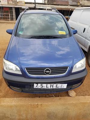 Opel Zafira 2003 Blue   Cars for sale in Osun State, Ede