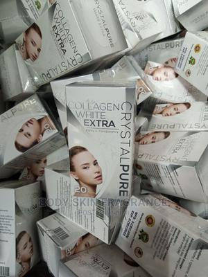 Collagen White Extra Crystal Pure | Vitamins & Supplements for sale in Lagos State, Amuwo-Odofin