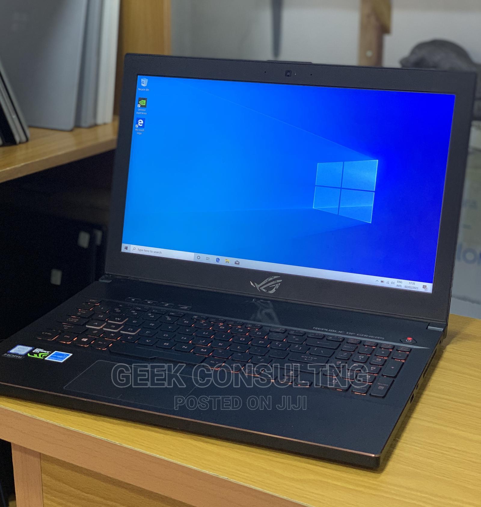 Laptop Asus 16GB Intel Core I7 SSHD (Hybrid) 1T