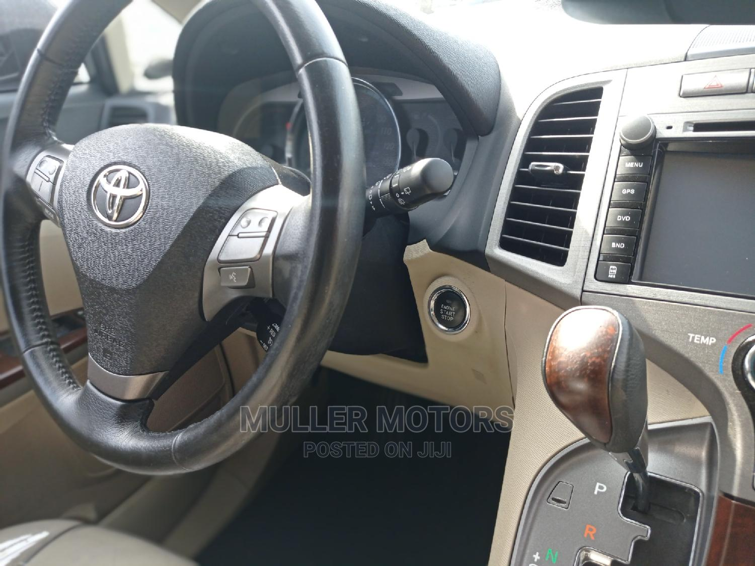 Toyota Venza 2011 Brown | Cars for sale in Apapa, Lagos State, Nigeria