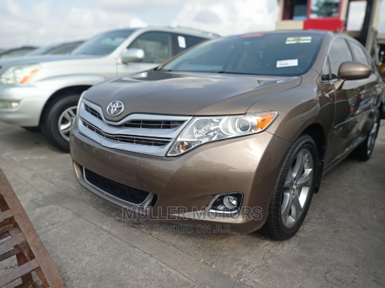 Toyota Venza 2011 Brown