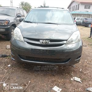 Toyota Sienna 2007 LE 4WD Gray | Cars for sale in Lagos State, Ikeja
