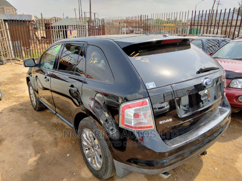 Ford Edge 2007 SE 4dr FWD (3.5L 6cyl 6A) Black   Cars for sale in Amuwo-Odofin, Lagos State, Nigeria