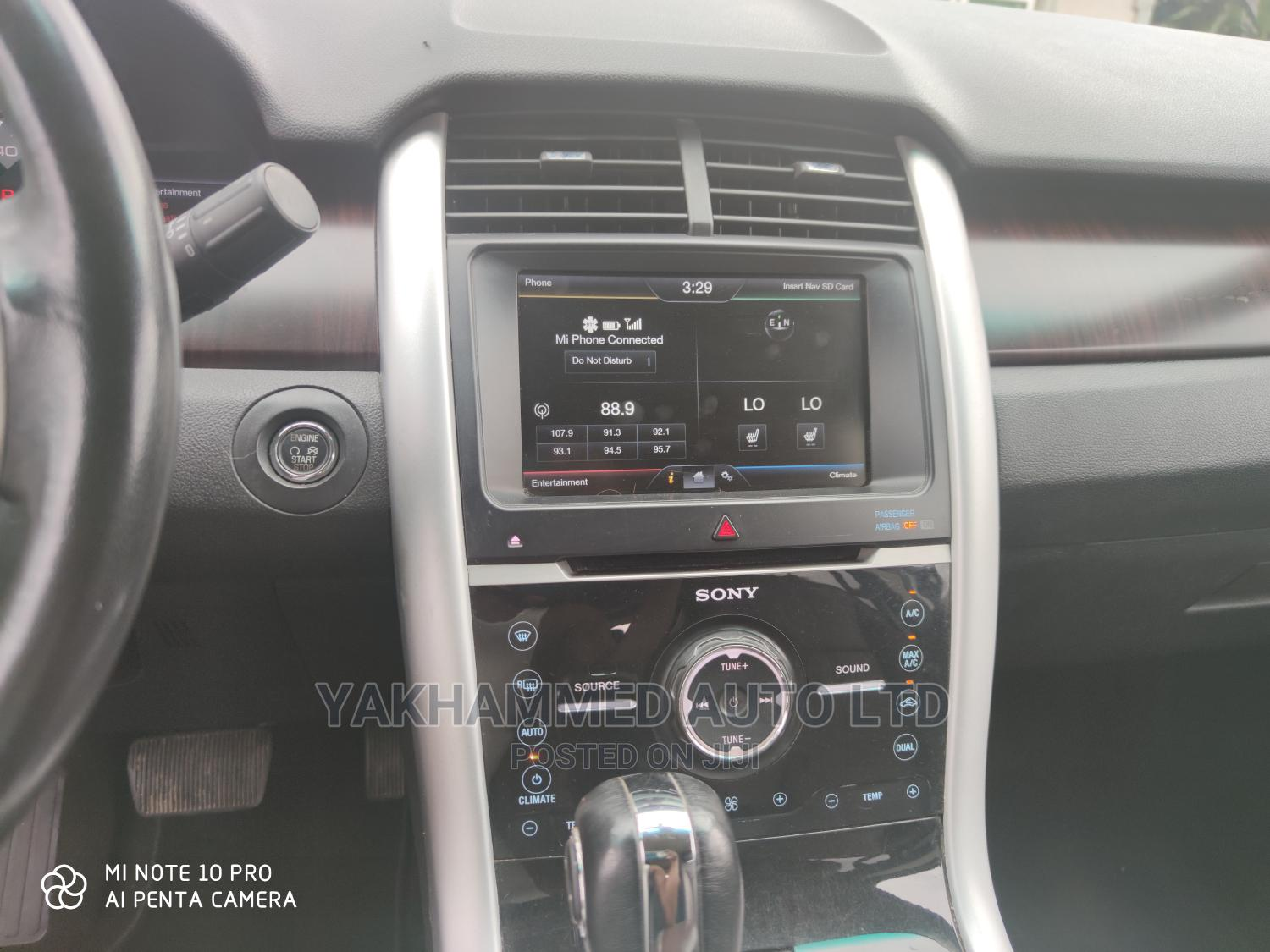 Ford Edge 2013 White   Cars for sale in Port-Harcourt, Rivers State, Nigeria