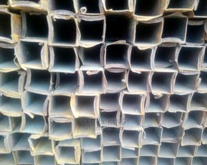 1 1⁄2 Square Pipe(1.2) | Building Materials for sale in Lagos State, Surulere