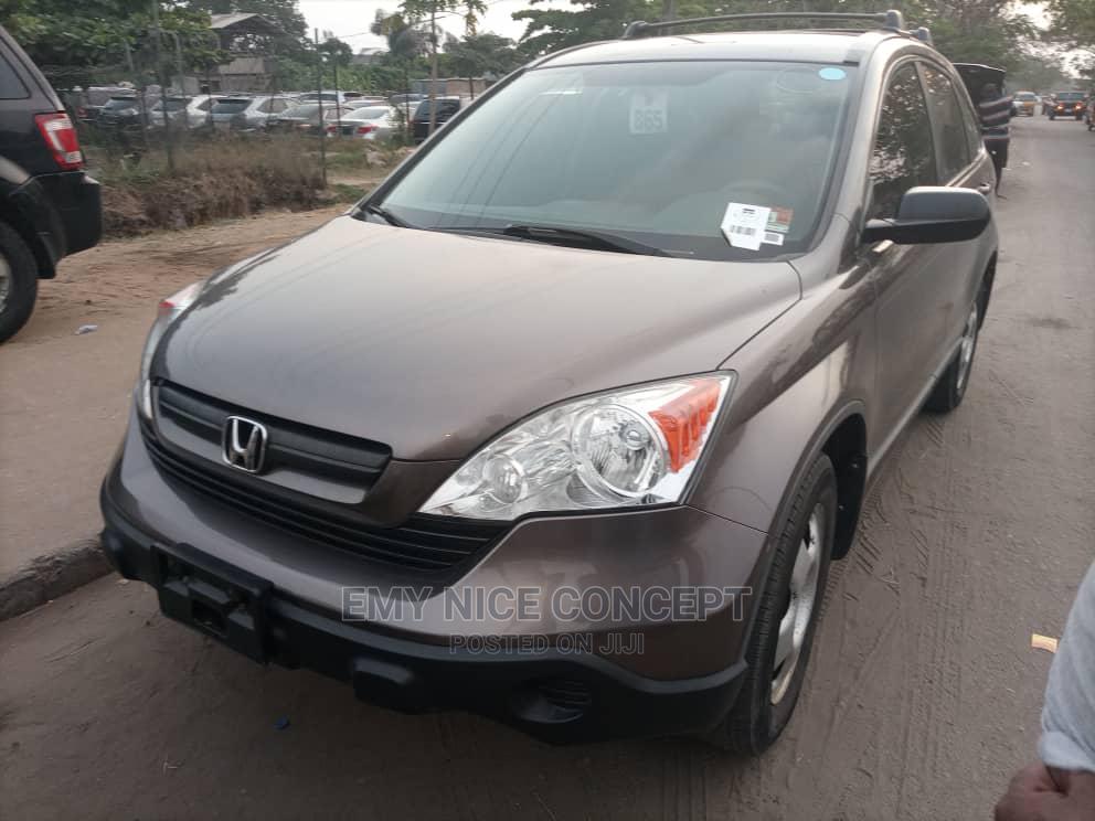 Honda CR-V 2009 2.4 Brown