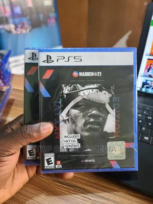 Ps5 Madden NFL 21 Next Level Edition - Playstation 5 | Video Games for sale in Lagos State, Agege