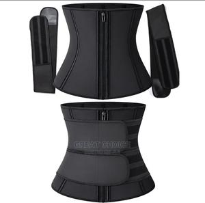 Latex Waist Trainer With Detachable Belt Tummy Control   Clothing Accessories for sale in Lagos State, Surulere