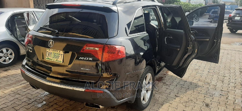 Acura MDX 2011 Black | Cars for sale in Ikeja, Lagos State, Nigeria