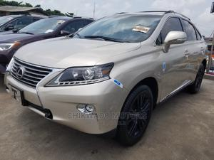 Lexus RX 2015 350 AWD Gold | Cars for sale in Lagos State, Lekki