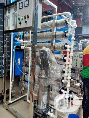2000 Liters Per Hour Reverse Osmosis   Manufacturing Equipment for sale in Lagos State, Orile