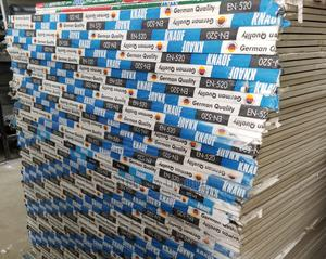 2.7m X 12mm Knauf Gypsum Board | Building Materials for sale in Lagos State, Yaba
