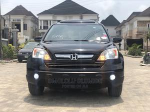 Honda CR-V 2008 2.4 EX-L Automatic Black | Cars for sale in Lagos State, Lekki