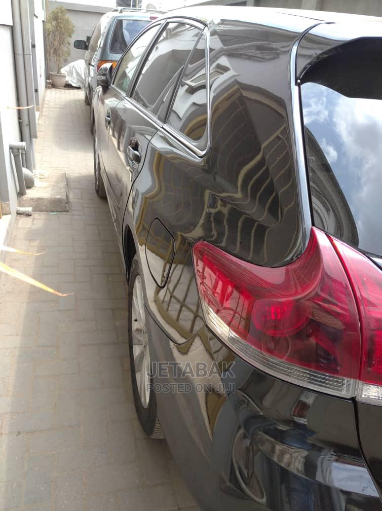Toyota Venza 2013 LE FWD Black   Cars for sale in Surulere, Lagos State, Nigeria