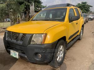 Nissan Xterra 2006 SE 4x4 Yellow | Cars for sale in Lagos State, Ifako-Ijaiye
