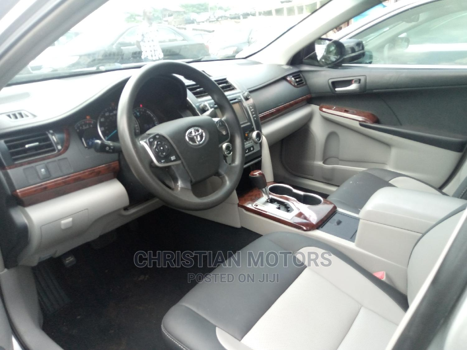 Toyota Camry 2013 Silver | Cars for sale in Apapa, Lagos State, Nigeria