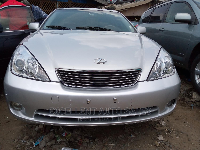 Lexus ES 2005 330 Silver