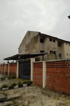 5 Bedroom Terraced Duplex in Agungi (Carcass)   Houses & Apartments For Sale for sale in Lekki, Agungi