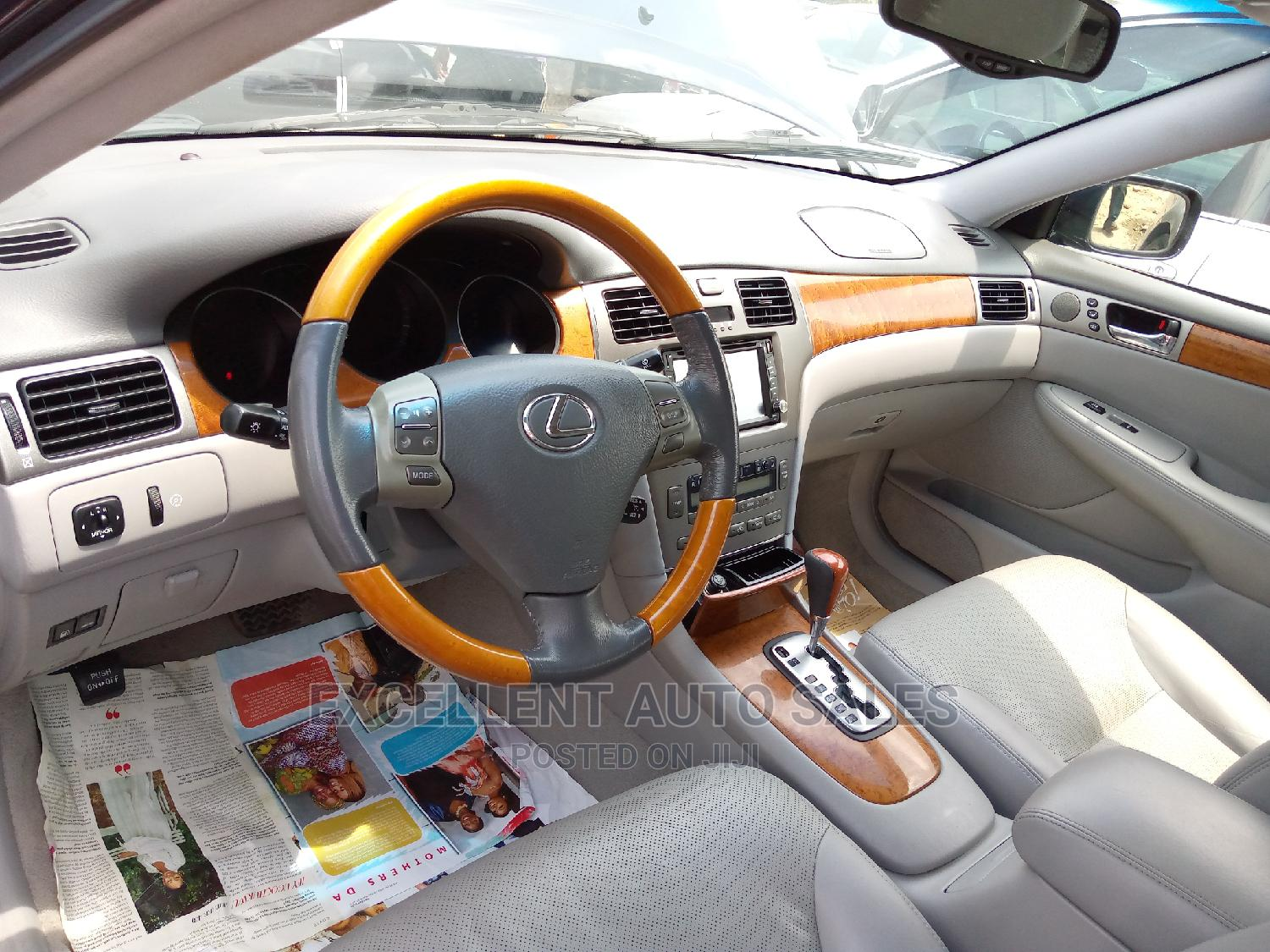 Lexus ES 2006 Blue | Cars for sale in Apapa, Lagos State, Nigeria
