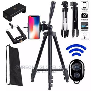 Camera Tripod Phone Stand Holder | Accessories & Supplies for Electronics for sale in Lagos State, Gbagada
