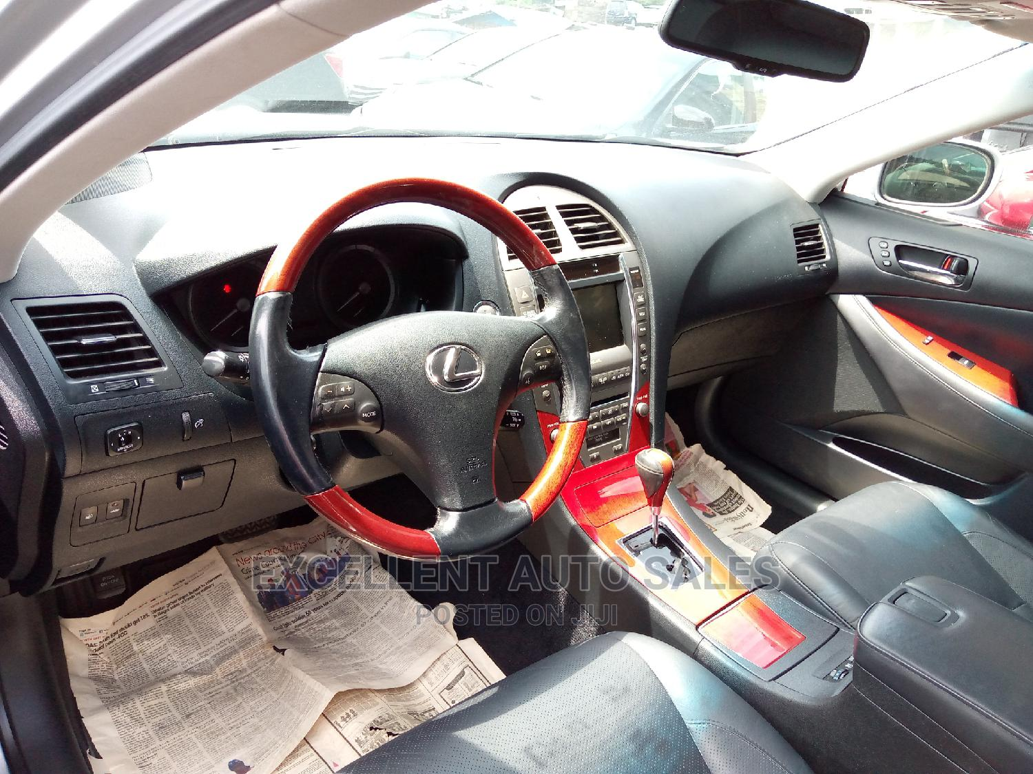 Lexus ES 2009 350 Silver | Cars for sale in Apapa, Lagos State, Nigeria