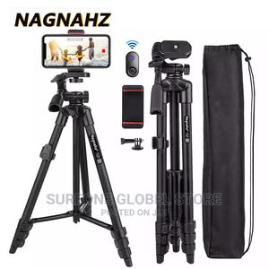 Phone Tripod Stand With Bluetooth Selfie   Accessories & Supplies for Electronics for sale in Lagos State, Ikoyi