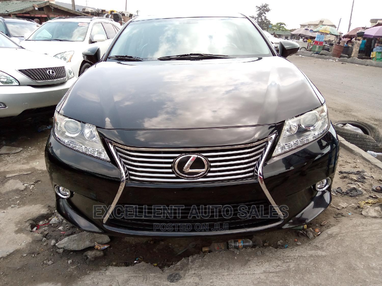 Lexus ES 2015 350 FWD Black