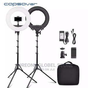 18 Inch LED Ring Light Photographic   Accessories & Supplies for Electronics for sale in Lagos State, Maryland