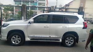 SUV Rental Toyota Prado | Chauffeur & Airport transfer Services for sale in Lagos State, Victoria Island