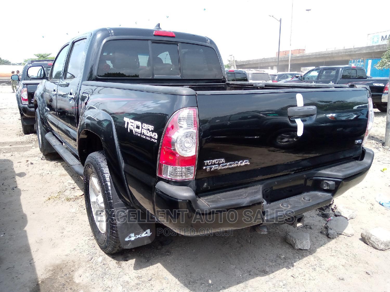Toyota Tacoma 2013 Black | Cars for sale in Apapa, Lagos State, Nigeria