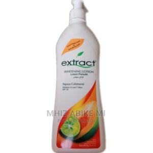 Extract Body Lotion, Lightening Lotion | Bath & Body for sale in Lagos State, Alimosho