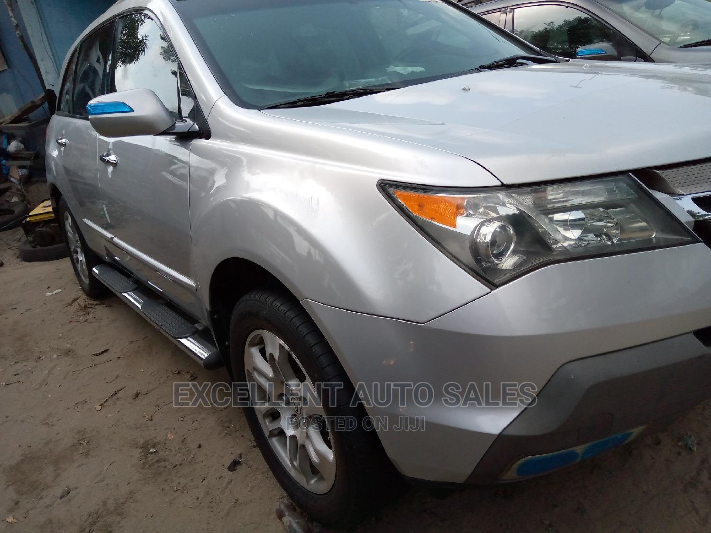 Acura MDX 2008 SUV 4dr AWD (3.7 6cyl 5A) Silver
