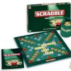Scrabble Set   Books & Games for sale in Lagos State, Surulere