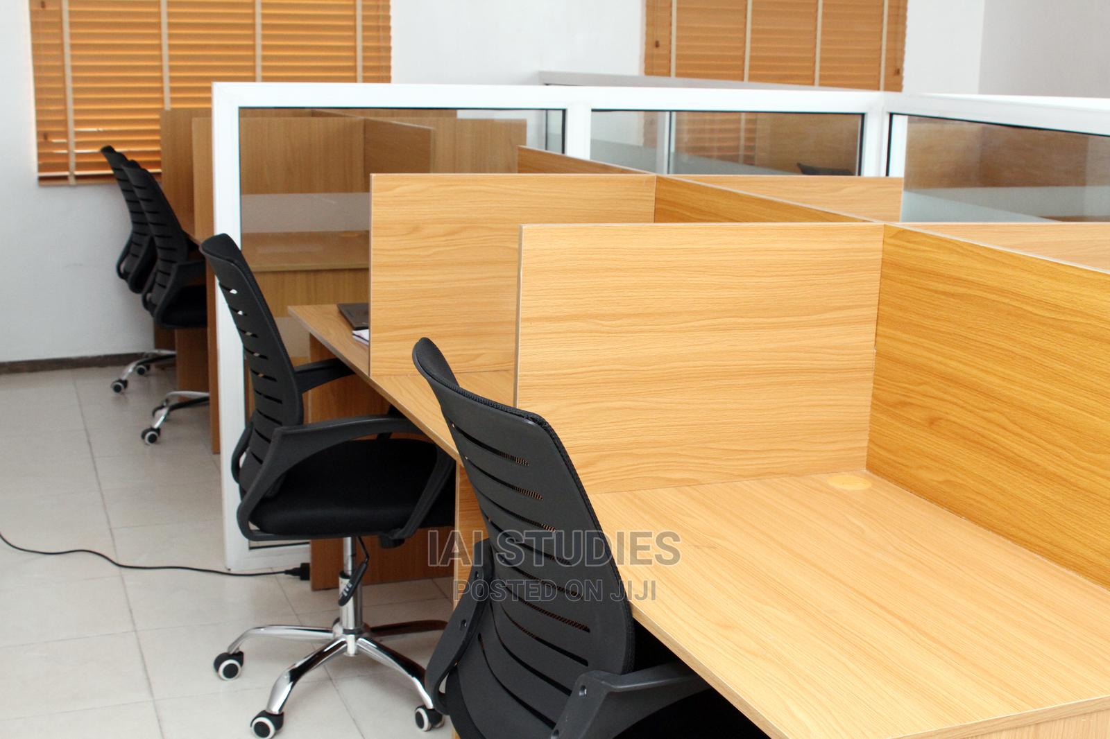 Study, Office and Work Space for Let