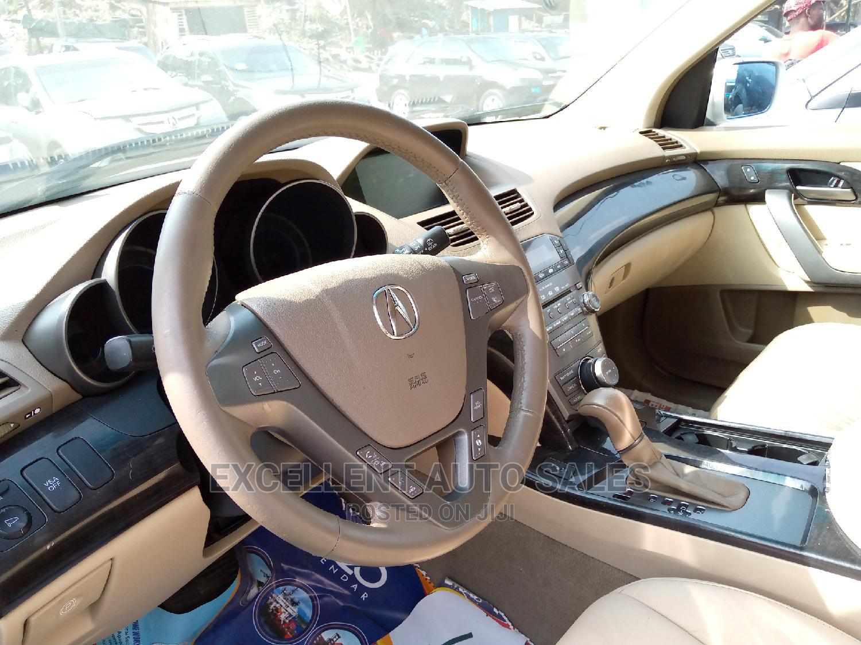Archive: Acura MDX 2009 White