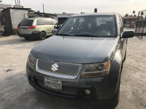Suzuki Grand Vitara 2007 Gray | Cars for sale in Rivers State, Port-Harcourt