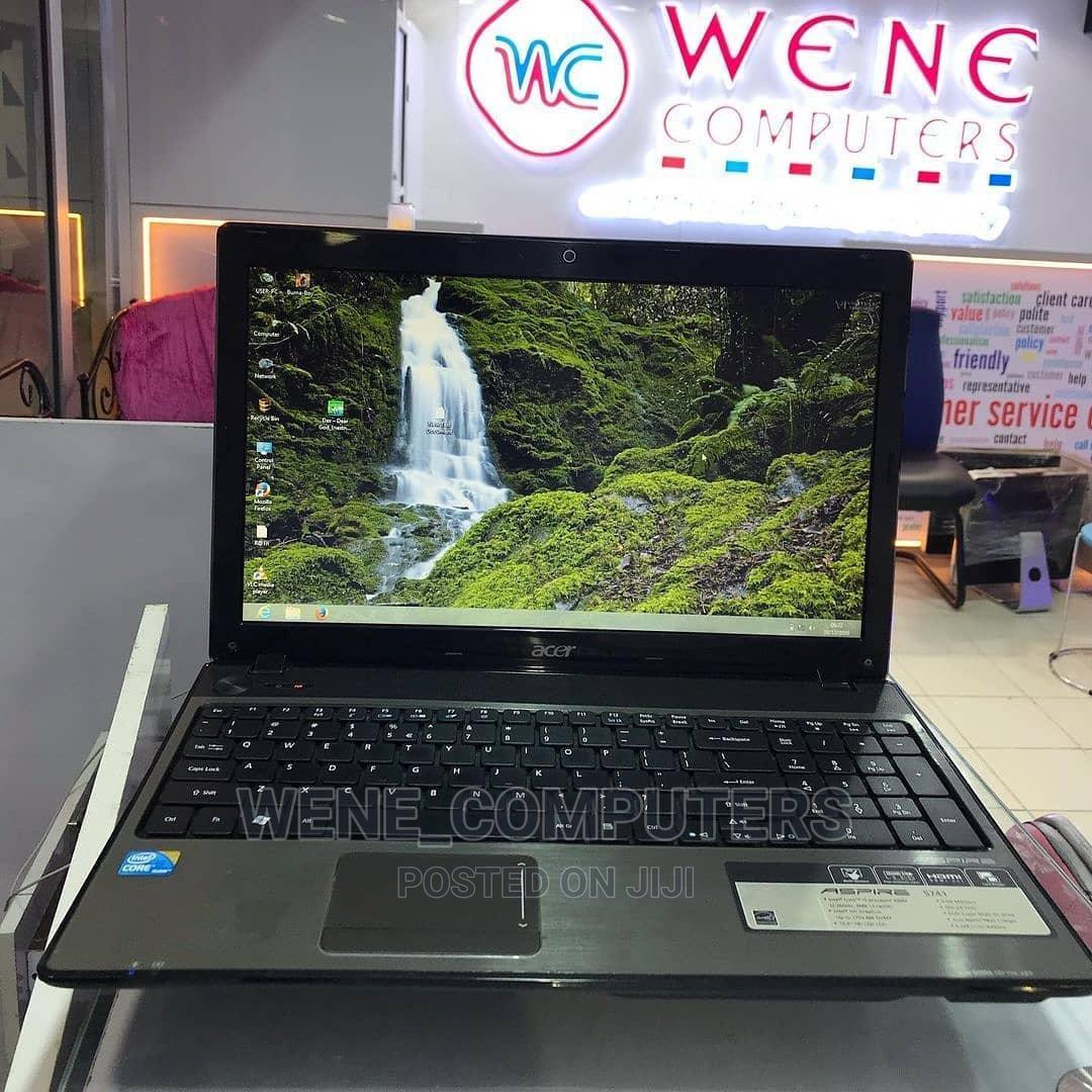 Archive: Laptop Acer Aspire 5741 4GB Intel 320GB
