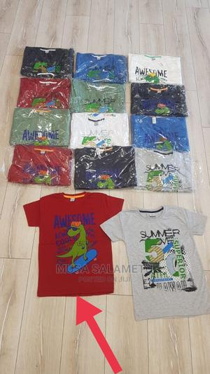 Kids Designed Polo   Children's Clothing for sale in Abuja (FCT) State, Lugbe District