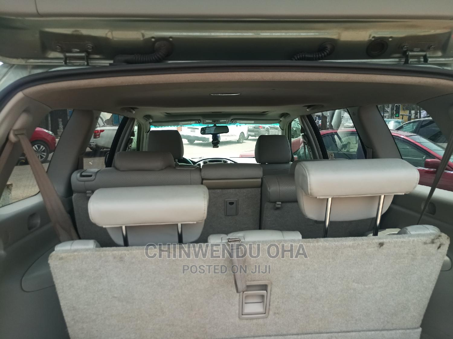 Archive: Toyota Highlander 2007 Green