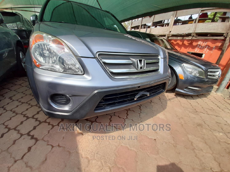 Honda CR-V 2005 Automatic Gray