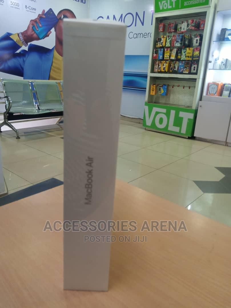 New Laptop Apple MacBook Air 2020 8GB Intel SSD 256GB | Laptops & Computers for sale in Ikeja, Lagos State, Nigeria