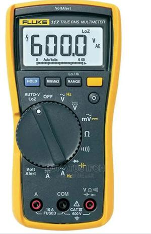 Fluke 117 Electricians True RMS Multimeter | Measuring & Layout Tools for sale in Lagos State, Ojo